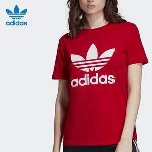 Adidas logo t shirt